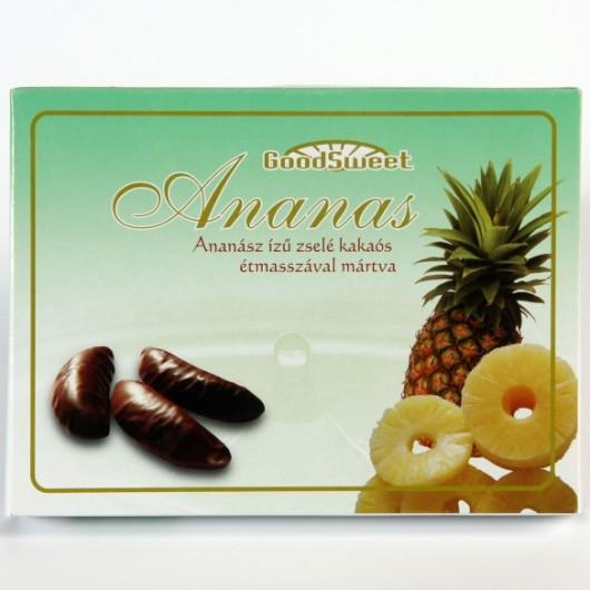 Ananász ízű zselé