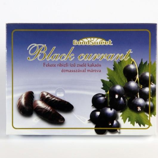 Feketeribizli ízű zselé