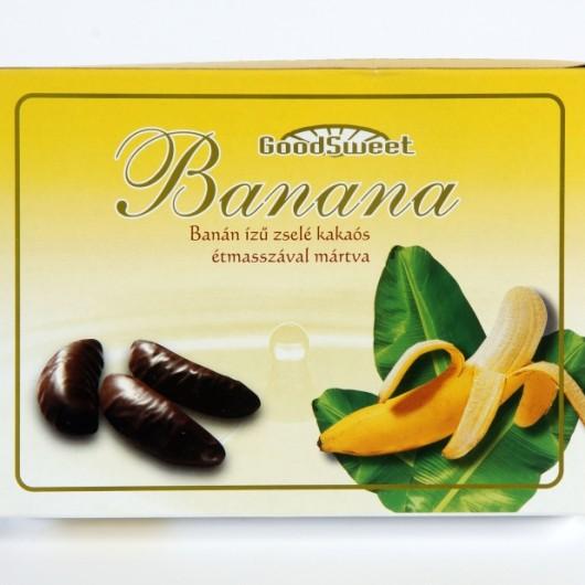 Banán ízű zselé